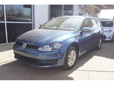 2015 Volkswagen Golf SportWagen for sale at Watson Auto Group in Fort Worth TX