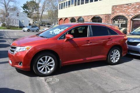 2013 Toyota Venza for sale at Absolute Auto Sales, Inc in Brockton MA