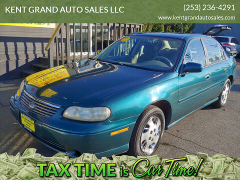 1997 Chevrolet Malibu for sale at KENT GRAND AUTO SALES LLC in Kent WA