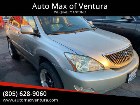 2006 Lexus RX 330 for sale at Auto Max of Ventura in Ventura CA