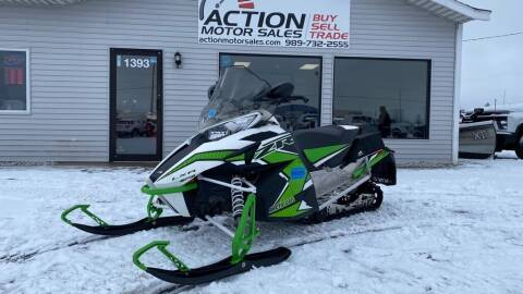2016 Arctic Cat ZR 5000 for sale at Action Motor Sales in Gaylord MI