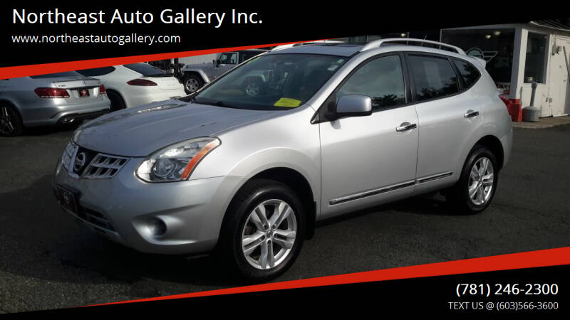 2012 Nissan Rogue for sale at Northeast Auto Gallery Inc. in Wakefield MA