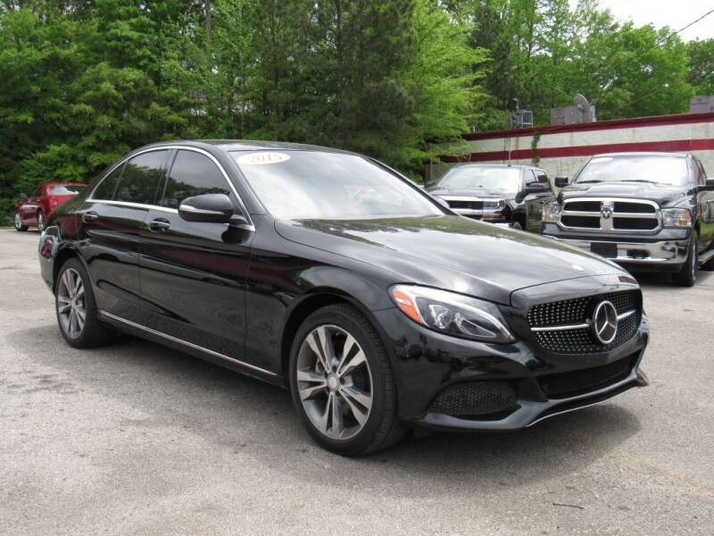 2015 Mercedes-Benz C-Class for sale at Discount Auto Sales in Pell City AL