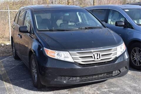 2011 Honda Odyssey for sale at BOB ROHRMAN FORT WAYNE TOYOTA in Fort Wayne IN