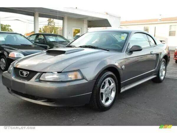 2004 Ford Mustang for sale at Top Notch Auto Sales in San Jose CA