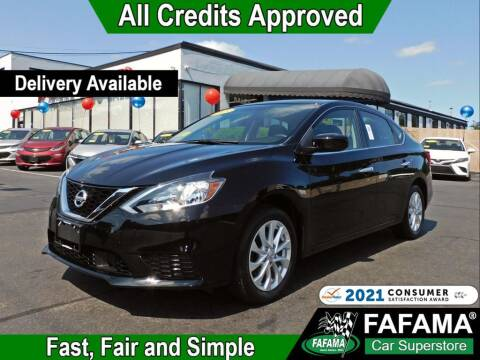 2018 Nissan Sentra for sale at FAFAMA AUTO SALES Inc in Milford MA