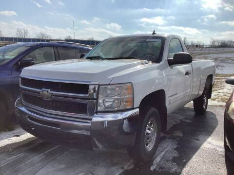 2007 Chevrolet Silverado 2500HD for sale at Auto Martt, LLC in Harrodsburg KY