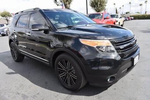 2014 Ford Explorer for sale at DIAMOND VALLEY HONDA in Hemet CA