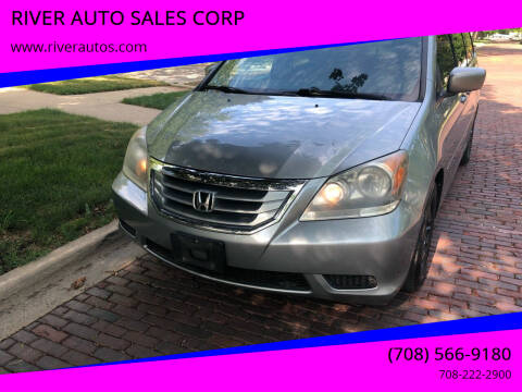 2010 Honda Odyssey for sale at RIVER AUTO SALES CORP in Maywood IL