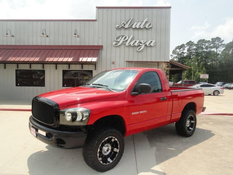 2006 Dodge Ram Pickup 1500 for sale at Grantz Auto Plaza LLC in Lumberton TX