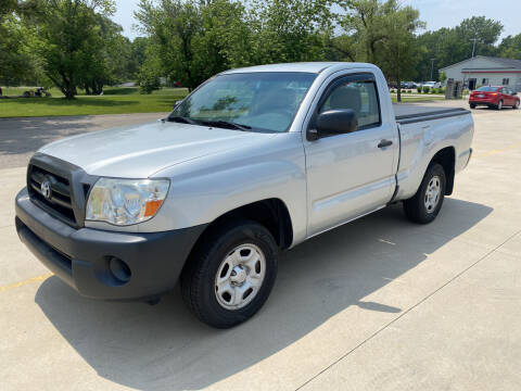 2008 Toyota Tacoma for sale at EUROPEAN AUTOHAUS in Holland MI