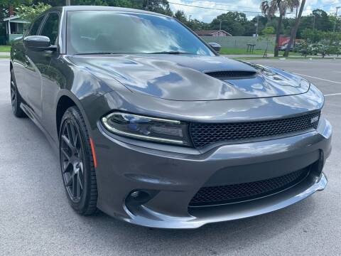 2018 Dodge Charger for sale at Consumer Auto Credit in Tampa FL