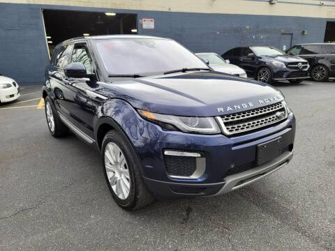 2017 Land Rover Range Rover Evoque for sale at AW Auto & Truck Wholesalers  Inc. in Hasbrouck Heights NJ