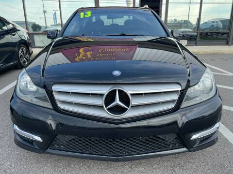 2013 Mercedes-Benz C-Class for sale at Kinston Auto Mart in Kinston NC