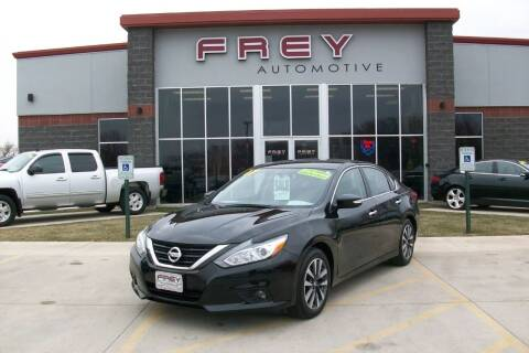 2017 Nissan Altima for sale at Frey Automotive in Muskego WI