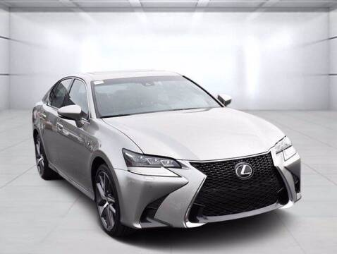 2019 Lexus GS 350 for sale at BOB ROHRMAN FORT WAYNE TOYOTA in Fort Wayne IN
