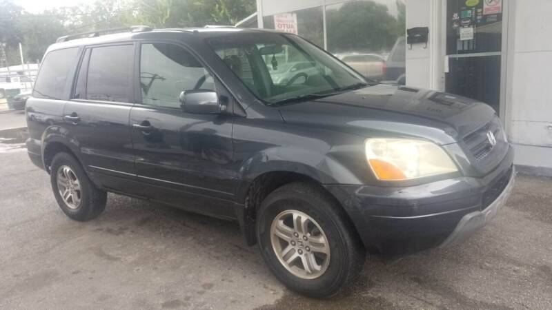 2004 Honda Pilot for sale at Bill Bailey's Affordable Auto Sales in Lake Charles LA