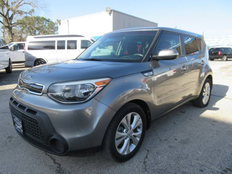 2014 Kia Soul for sale at Quality Investments in Tyler TX