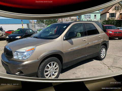 2005 Buick Rendezvous for sale at Diamond Auto Sales in Milwaukee WI