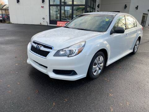 2013 Subaru Legacy for sale at MAGIC AUTO SALES in Little Ferry NJ