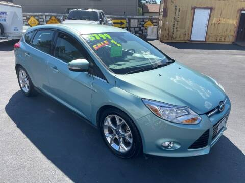 2012 Ford Focus for sale at 3 BOYS CLASSIC TOWING and Auto Sales in Grants Pass OR