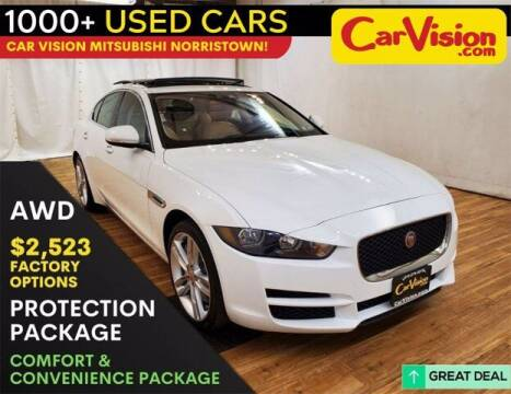 2017 Jaguar XE for sale at Car Vision Buying Center in Norristown PA