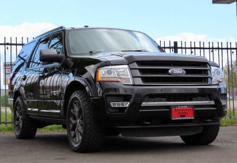 2017 Ford Expedition for sale at Avanesyan Motors in Orem UT