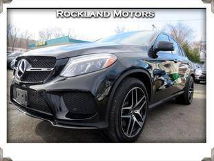 2018 Mercedes-Benz GLE for sale at Rockland Automall - Rockland Motors in West Nyack NY