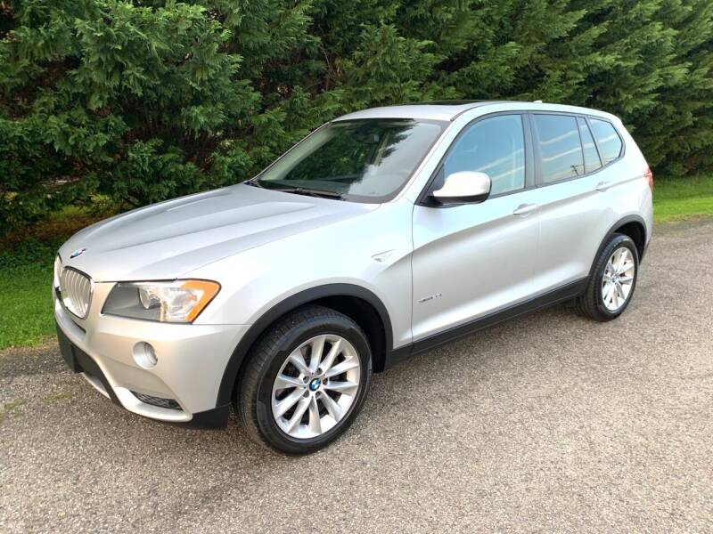2014 BMW X3 for sale at 268 Auto Sales in Dobson NC