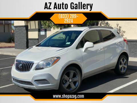 2013 Buick Encore for sale at AZ Auto Gallery in Mesa AZ