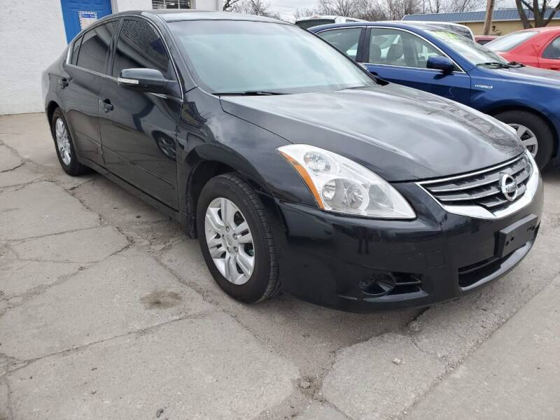 2012 Nissan Altima for sale at Street Side Auto Sales in Independence MO