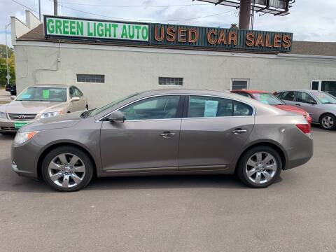 2010 Buick LaCrosse for sale at Green Light Auto in Sioux Falls SD