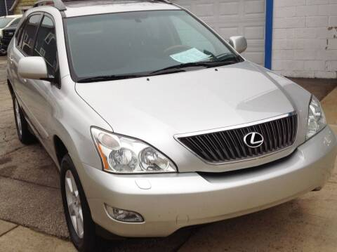 2007 Lexus RX 350 for sale at Sindic Motors in Waukesha WI