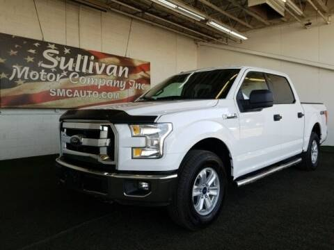 2015 Ford F-150 for sale at SULLIVAN MOTOR COMPANY INC. in Mesa AZ
