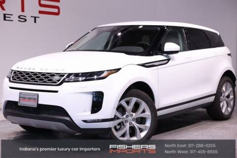 2020 Land Rover Range Rover Evoque for sale at Fishers Imports in Fishers IN