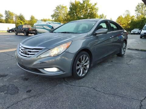 2011 Hyundai Sonata for sale at Cruisin' Auto Sales in Madison IN