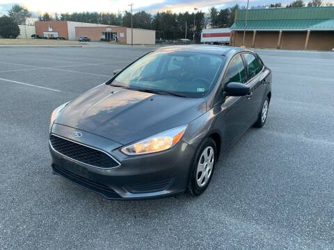 2017 Ford Focus for sale at American Auto Mall in Fredericksburg VA