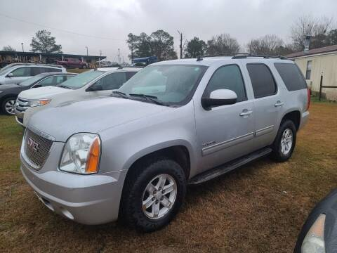2013 GMC Yukon for sale at Lakeview Auto Sales LLC in Sycamore GA