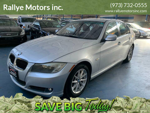 2011 BMW 3 Series for sale at Rallye  Motors inc. in Newark NJ