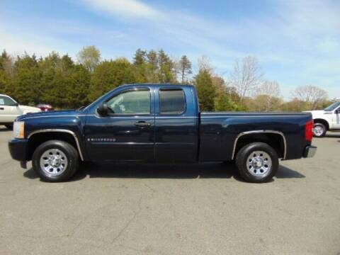 2008 Chevrolet Silverado 1500 for sale at E & M AUTO SALES in Locust Grove VA