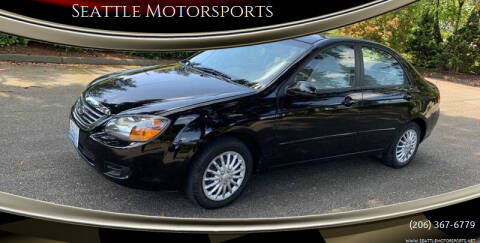 2009 Kia Spectra for sale at Seattle Motorsports in Shoreline WA