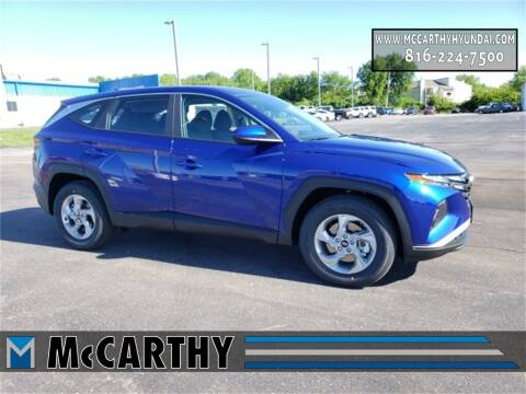 2022 Hyundai Tucson for sale at Mr. KC Cars - McCarthy Hyundai in Blue Springs MO