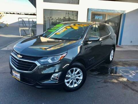 2019 Chevrolet Equinox for sale at LA PLAYITA AUTO SALES INC - 3271 E. Firestone Blvd Lot in South Gate CA
