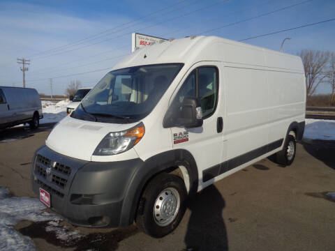 2018 RAM ProMaster Cargo for sale at King Cargo Vans INC in Savage MN