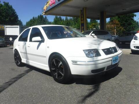 2004 Volkswagen Jetta for sale at Brooks Motor Company, Inc in Milwaukie OR