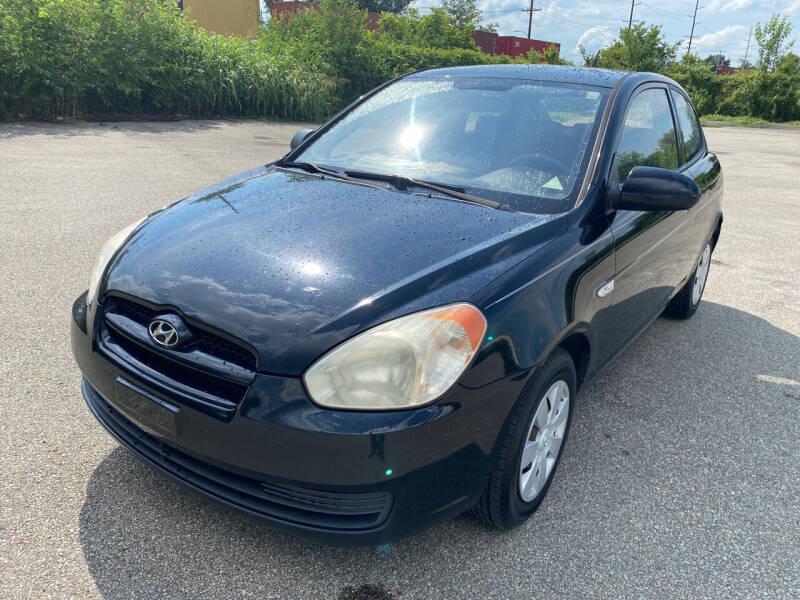 2007 Hyundai Accent for sale at Mr. Auto in Hamilton OH