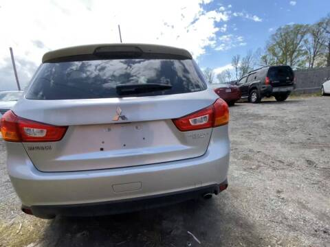 2013 Mitsubishi Outlander Sport for sale at Select AWD in Provo UT