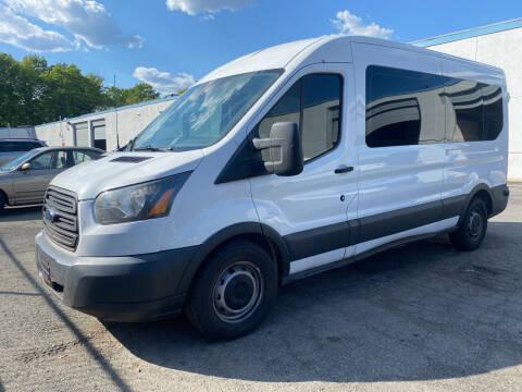 2016 Ford Transit Passenger for sale at JerseyMotorsInc.com in Teterboro NJ