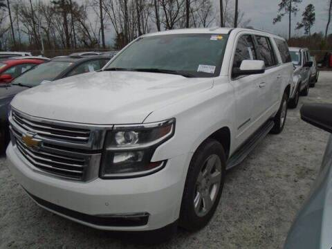 2015 Chevrolet Suburban for sale at Hickory Used Car Superstore in Hickory NC