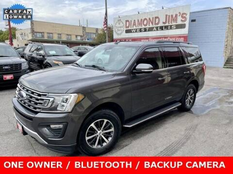 2018 Ford Expedition for sale at Diamond Jim's West Allis in West Allis WI